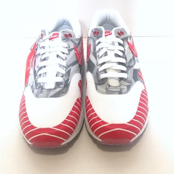 Nike Air Max 1 LHM Los Primeros AH7740 100